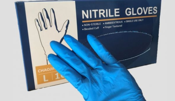 Gloves and personal protection